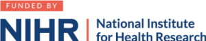 NIHR 'Funded By' logo